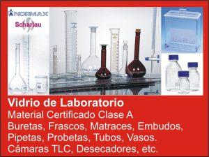 Vidrio de Laboratorio