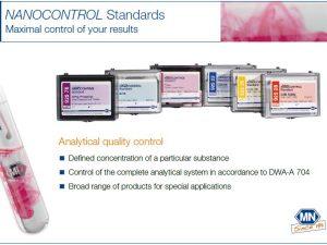 Control de Calidad Nanocontrol